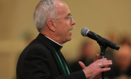 El Paso bishop opens up about pain of parishioners behind document