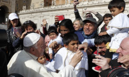 Pope appeals for dialogue, protecting the vulnerable in Burkina Faso