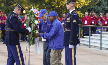 Honor Flights emotional for some, closure for others