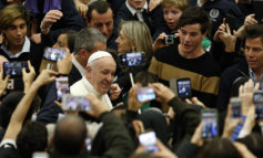 Pope: God's kingdom is for the poor in spirit, not the proud of heart