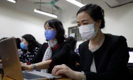 Vietnamese priest serves villagers quarantined for coronavirus