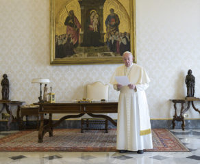 Dallas bishops join Pope Francis, Christian leaders in prayer for pandemic's end