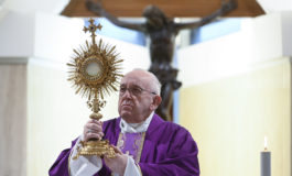 Vatican confirms pope does not have COVID-19