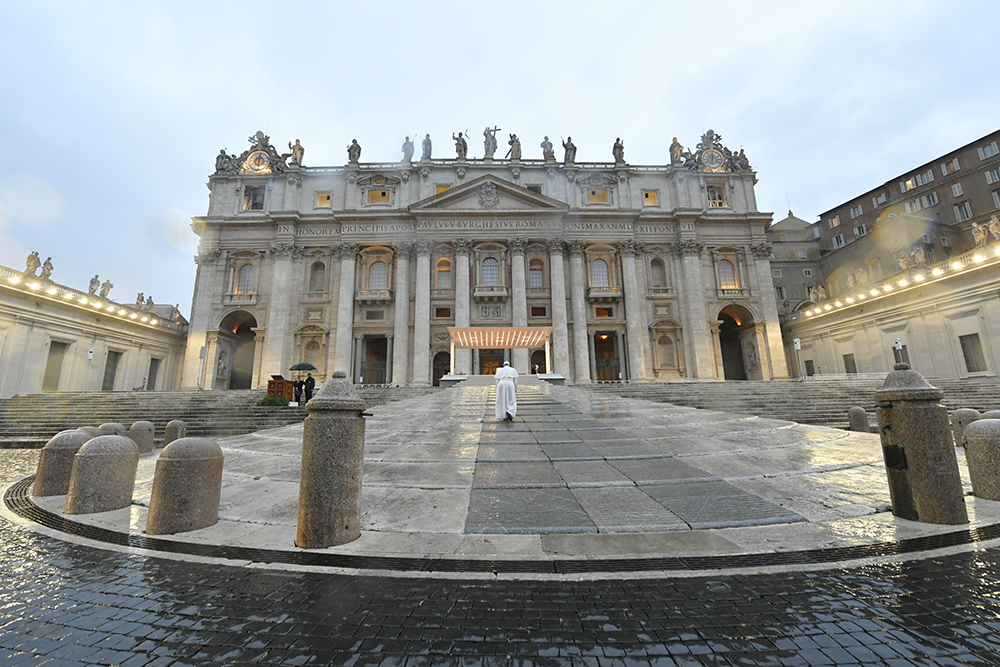 Father Gollob: Pope Francis and words of hope