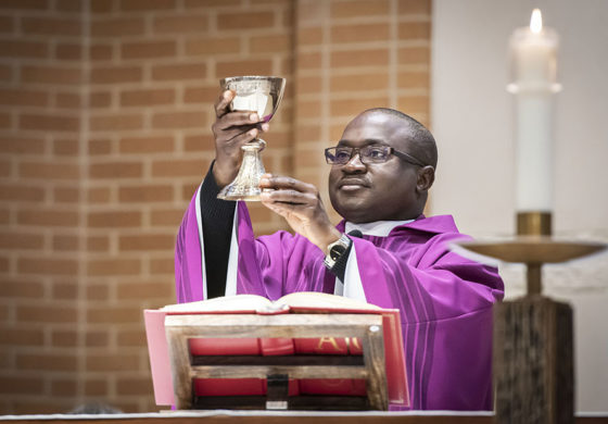 "Father Dankasa: ""Come and See"": A Christian's Response to a Toxic World"