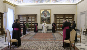 Creation is sacred gift deserving respect, care, pope says on Earth Day