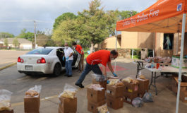 Across diocese, parishes and schools help those in need
