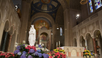 Bishops around country consecrate U.S. to Mary amid COVID-19 pandemic