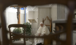 Amid pandemic, nurses have given heroic example, pope says