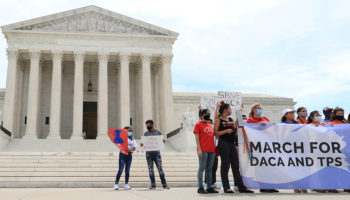 High court rules against Trump administration's plan to end DACA
