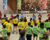Pope makes surprise visit to summer camp for kids of Vatican employees
