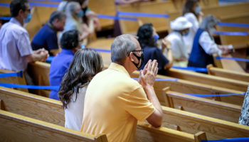 Father Dankasa: I See People of Faith in Our Parishes: Religion after Covid-19