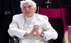 German author says retired Pope Benedict is 'extremely frail'
