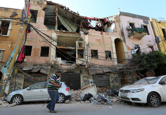 U.S. bishops express solidarity with Lebanon, join pope in prayers