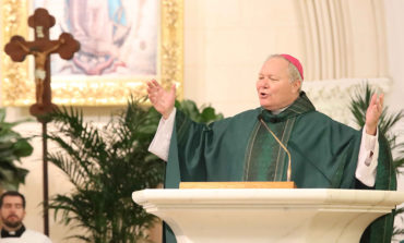 Bishop Burns: Through God's grace, we shall rise to meet challenges