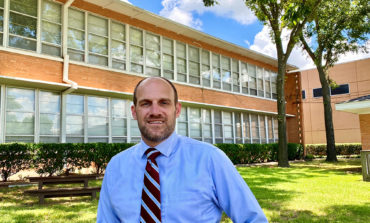 Journey of faith leads new principal to Sherman campus
