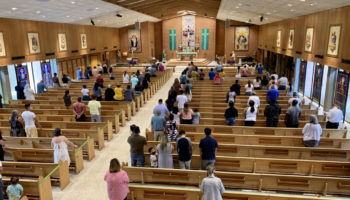 Father Esposito: The relationship between laughter and grace