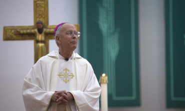 Bishop Seitz, out of quarantine, says care for others is part of faith