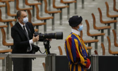 Swiss Guards are among new cases of COVID-19 at the Vatican