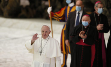 True prayer, like true faith, leads to care for others, pope says