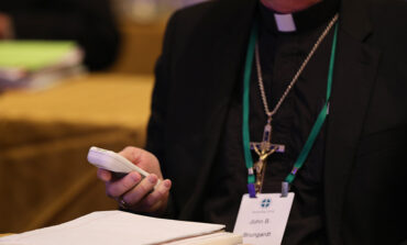 In gathering for U.S. bishops like no other, annual meeting goes online