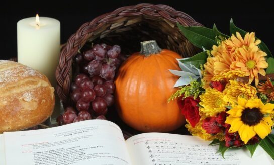 Father Gollob: Thoughts on giving thanks and days gone by
