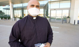 'Heroic' team of priests minister to sick during pandemic