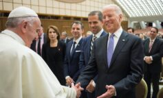 Pope prays Biden works to heal divisions, promote human dignity