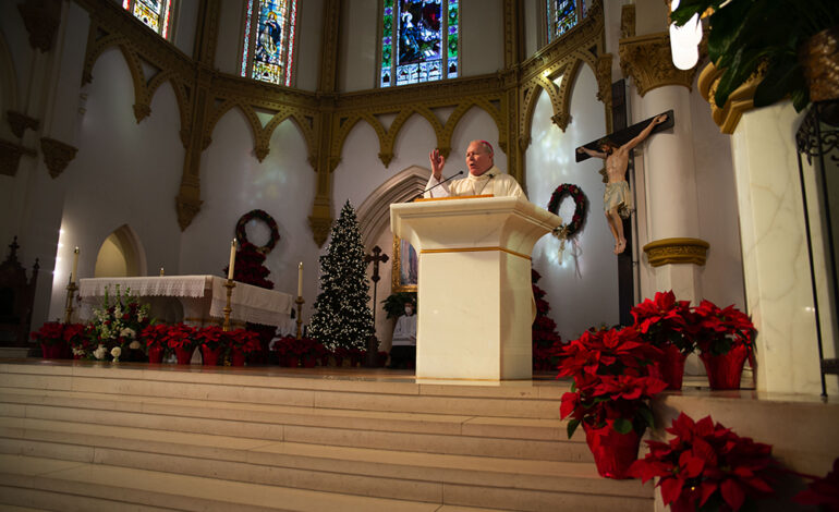 Bishop Burns: Sharing the gift God has given
