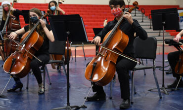 For JPII fine arts students, the show goes on