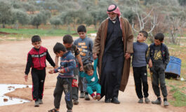 War in Syria must end; tormented people need relief, pope says