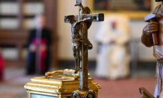 Faith is bolstered by prayer, not money, power, media, pope says