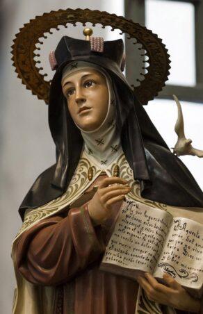 St. Teresa of Avila's life of prayer made her 'exceptional,' pope says