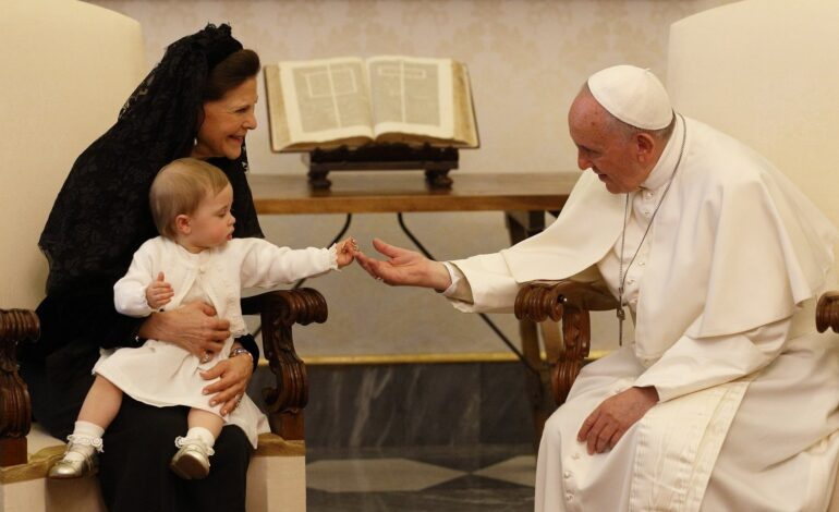 Pope chooses theme for July 25 World Day for Grandparents and the Elderly
