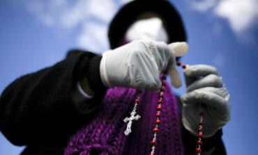 Pope calls for monthlong global prayer marathon for end of pandemic