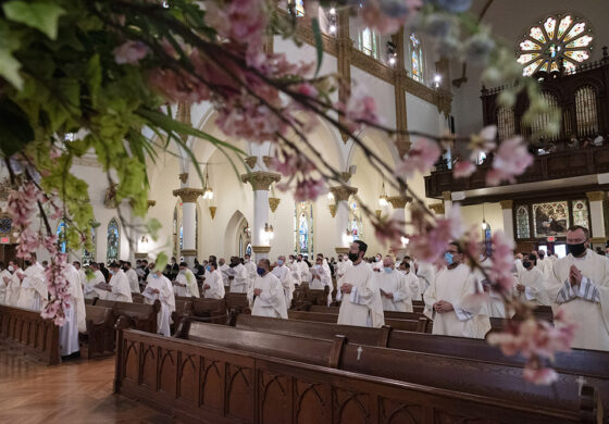 Father Gollob: This Holy Week, listen to what Jesus teaches us