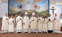 Bishop urges new transitional deacons to 'witness boldness' of disciples of Christ