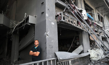 U.S. bishop urges end of Holy Land violence between Israelis, Palestinians