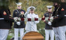 Catholic chaplains minister to families at Arlington National Cemetery