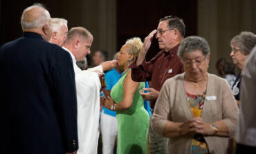 Communion proposal highlights first two days of bishops' meeting