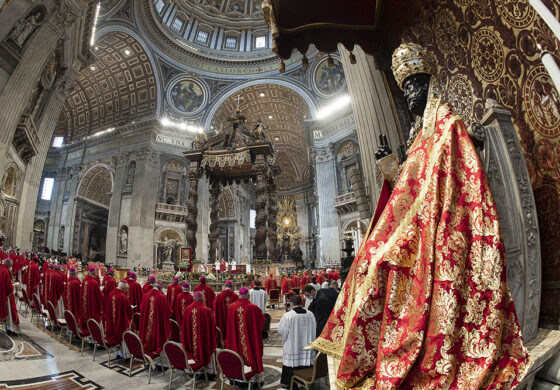 Father Gollob: A lesson can be learned from apostles' differences