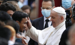 Pope will lead Angelus, not Mass, on world day for elderly