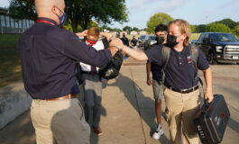 Diocese of Dallas to reinstate mask protocol for its Catholic schools