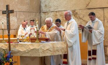Cistercian community celebrates a lifetime of faith, service