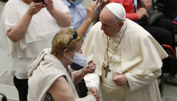 Through baptism, all Christians are united and equal in Christ, pope says
