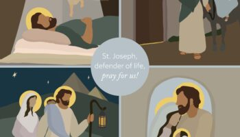 St. Joseph, protector of Holy Family, is model for 2021 Respect Life Month