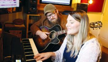 Through music, couple's nonprofit looks to inspire faith