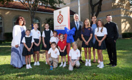 Christ the King recognized as National Blue Ribbon School